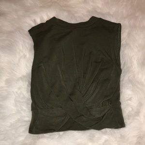 Top shop cropped tank top